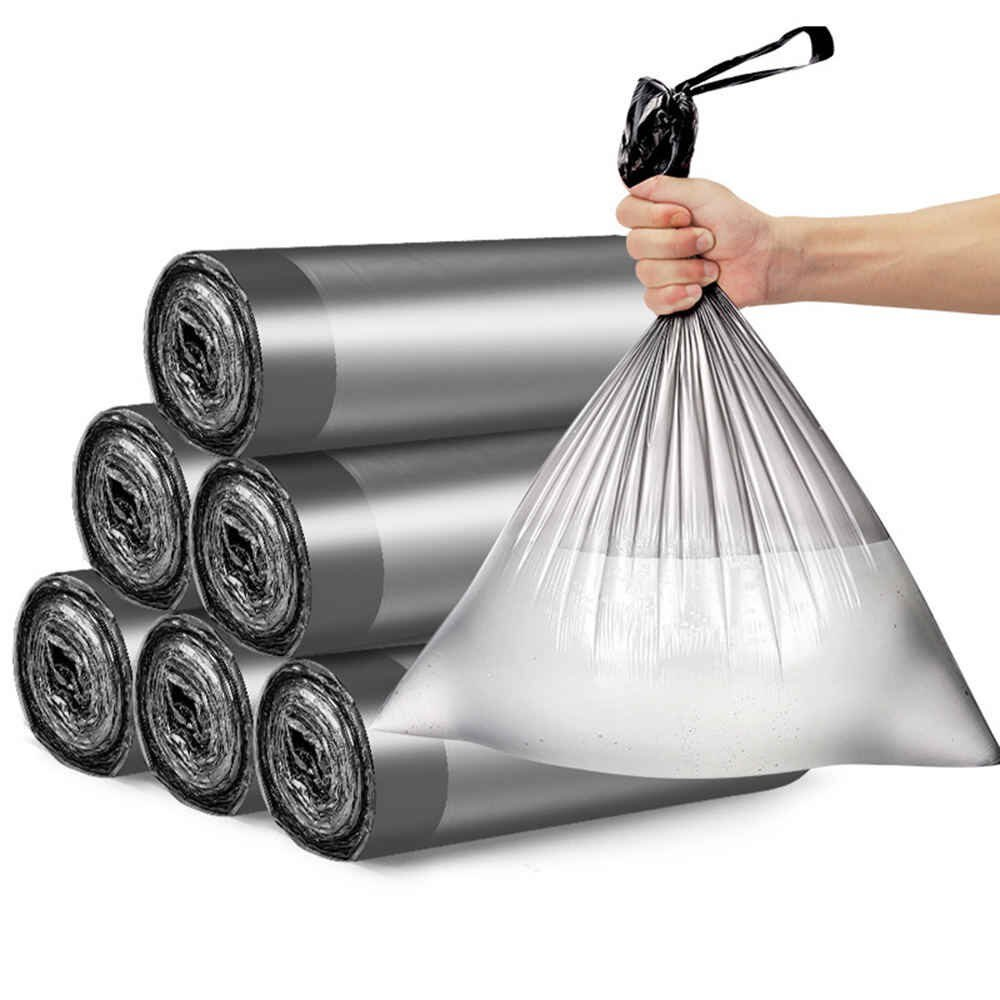 6 мусорные мешки с завязками 1