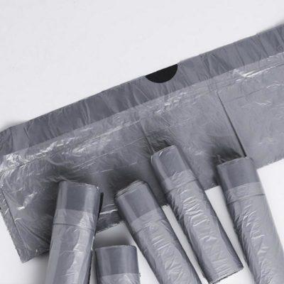 6 мусорные мешки с завязками (основное)